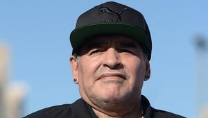 Maradona otelde bir kadına saldırdı