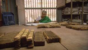 Kaderinizi öğrendiğiniz kütüphane: Palmiye Yaprağı (Hindistan)