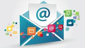 Almanlar bir yılda 680 milyar e-mail yolladı