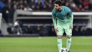 Messi son 9 yılın en kötüsü.