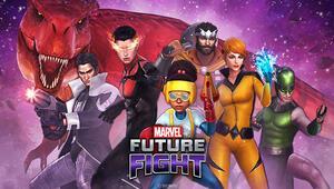 MARVEL Future Fight'a yeni Inhuman karakterleri ve görevler geliyor