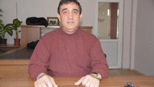 Bandırmaspor Başkanı Elmastaş: Balıkesirspor maçı 34 maçtan biri