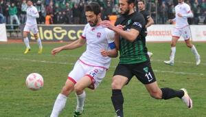 Kocaelispor-Manavgatspor: 1-0
