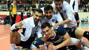 Arkasspor 4üncü kez play offa kalmayı başardı