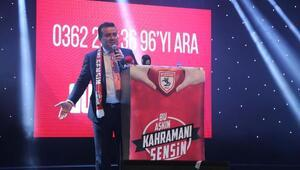 Türkiyenin konuştuğu kampanya için Başkan Taşçıya teşekkür