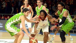 Galatasaray 68-66 Virtus Eirene