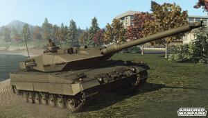Sevilen tank savaşları oyununda yol ayrımı