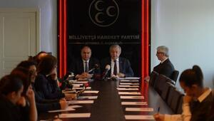 MHP Genel Başkan Yardımcısı Adandan Referandum açıklaması