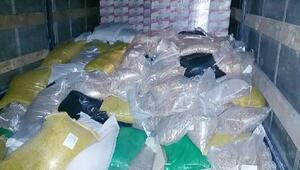 Şanlıurfa'da 262 kilo esrar, 18 gözaltı