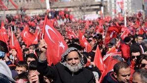 Erdoğan: Keşke Cumhurbaşkanlığı sistemine 1990lı yılların başında geçseydik
