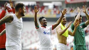 Antalyaspor 1-0 Kardemir Karabükspor