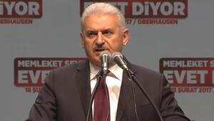 Başbakan Yıldırım açıkladı: Türkiyede okumak isteyen gurbetçiye özel kontenjan