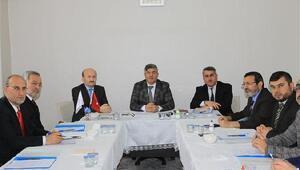 Müftülerin aylık toplantısı Reyhanlı'da yapıldı