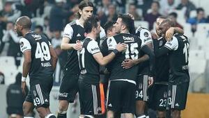 Beşiktaş 3-1 Akhisar Belediyespor / MAÇIN ÖZETİ