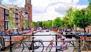 Özgürlükler şehri: Amsterdam