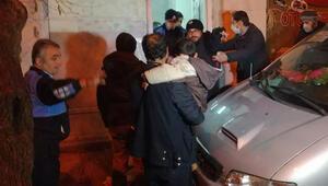 Polisten sabaha karşı son dakika operasyonu