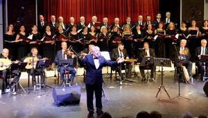 Baro TSM korosundan yılın ilk konseri