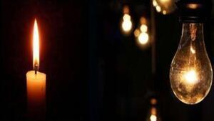Dikkat İstanbulda elektrik kesintisi