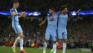 Manchester City Monaco maç sonucu: 5-3 - İşte karşılaşmanın özeti ve golleri