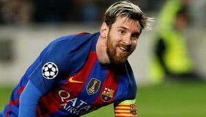 Messi İstanbul'a geliyor