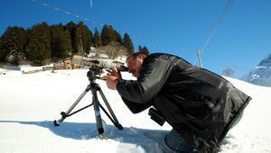39 yıldır 'dağ horozu'nun avlanmaması için gönüllü bekçilik yapıyor