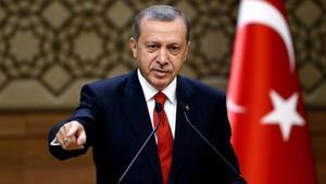 Erdoğandan suç duyurusu