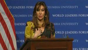 Vuslat Doğan Sabancı Columbia Üniversitesi'nde konuştu