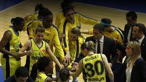 Fenerbahçe: 75 - Mersin Büyükşehir Belediyespor: 52
