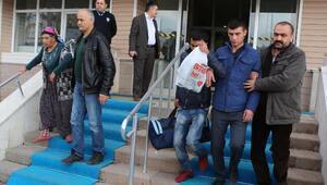 Asayiş operasyonunda yakalanan 6 kişi cezaevinde