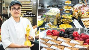 Oscar mutfağında ilk Türk aşçı