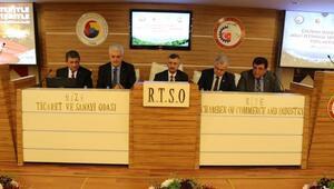 Rize'de 'Çalışma Hayatında Milli İstihdam Seferberliği' projesi tanıtıldı