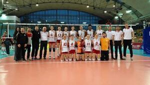Galatasaray Kadınlar CEV Kupasında çeyrek finalde