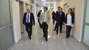 Karaköprü'de hastane ek binası tamamlandı