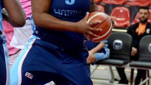Bellona AGÜ Spor-Hatay Büyükşehir Belediye: 75-61