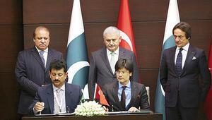 Zorlu'dan Pakistan'a yatırım