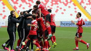 Sivasspor zirve aşkına
