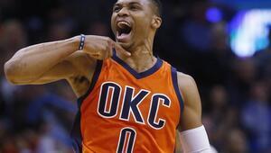 Thunder, Westbrook ile güldü