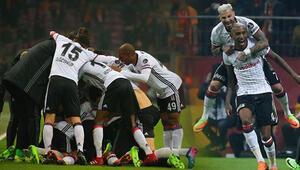 Galatasaray 0-1 Beşiktaş - İşte dakika dakika derbinin özeti