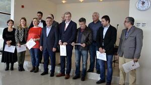 Yabancı Dil Olarak Türkçe Öğretmenliği Programına katılanlara sertifikaları verildi