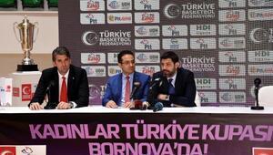 İzmirde Kadınlar Basketbol Türkiye Kupası 8li Finali başlıyor