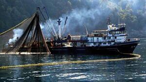 Türk balıkçı teknesine taciz