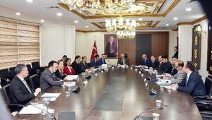Şanlıurfa'da, SODES toplantısı yapıldı