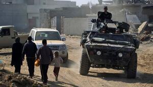 Irak güçleri Musulun batısında DEAŞı kuşatıyor