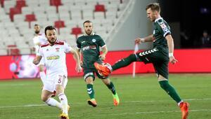 Sivasspor 0-0 Atiker Konyaspor