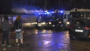 'Otonom'lar Kopenhag'da polisle çatıştı