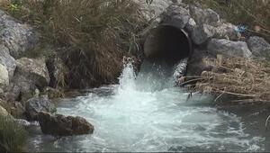 Asrın projesinde sular boşa akıyor