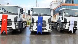 Büyükşehir'den 30 ilçeye 25.7 milyon liralık temizlik desteği