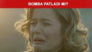 Hayat Şarkısı 45. bölüm fragmanında büyük soru: Bomba patladı mı