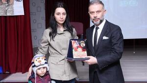 Akıncı Üssündeki Tahsin Şahinkaya İlkokulu, El Bab şehidi Yüzbaşı Alper Kocaman oldu