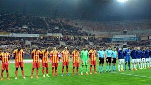 Kayserispor-Fenerbahçe Ziraat Türkiye Kupası maçı fotoları